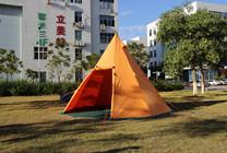 营地帐篷-印第安帐篷