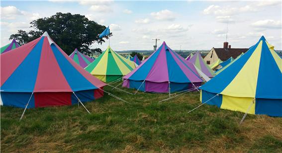 营地帐篷-铃铛帐篷