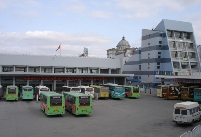 如东汽车站